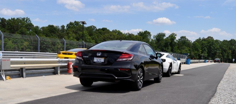 Road Test Review - 2014 Honda Civic EX-L Coupe 66