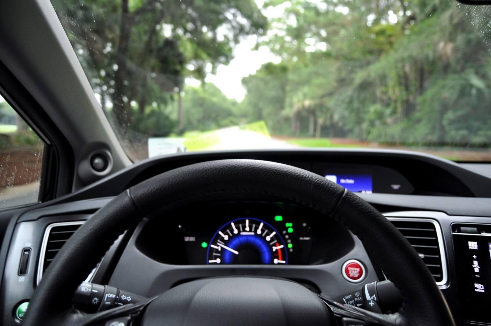 road test review 2014 honda civic ex l coupe 71. Black Bedroom Furniture Sets. Home Design Ideas