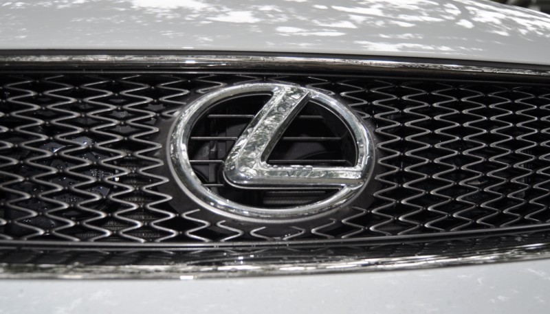 Road Test Review 2014 Lexus IS-F Is AMAZING Fun - 416HP 5.0L V8 Is Heaven in a Throttle 132