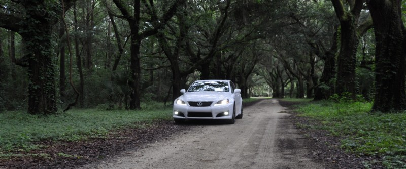 Road Test Review 2014 Lexus IS-F Is AMAZING Fun - 416HP 5.0L V8 Is Heaven in a Throttle 22