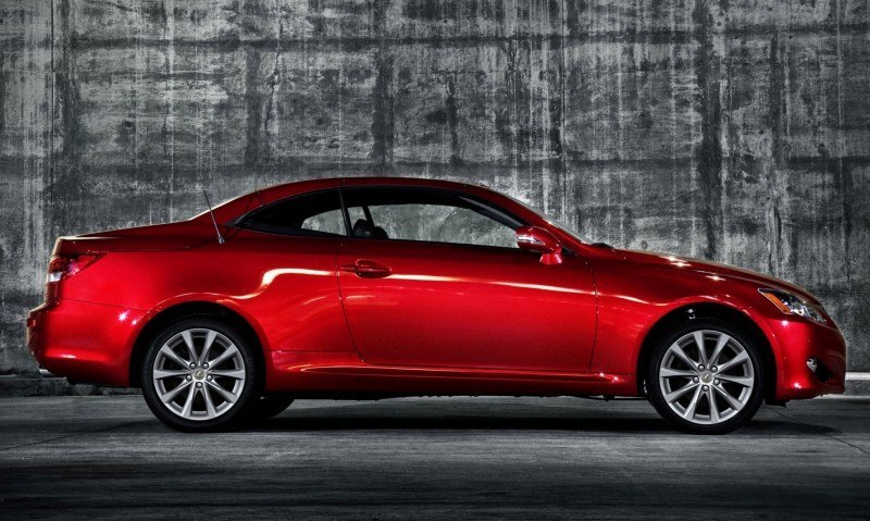 Road Test Review - 2014 Lexus IS250 F Sport Convertible Is Sexy, Top-Down Summer Cruiser 2
