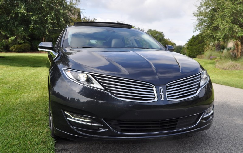 Road Test Review - 2014 Lincoln MKZ 3.7 AWD 10