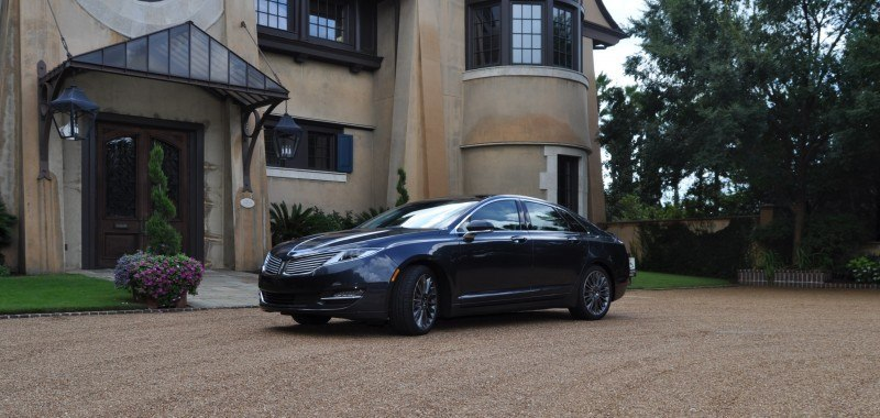 Road Test Review - 2014 Lincoln MKZ 3.7 AWD 104