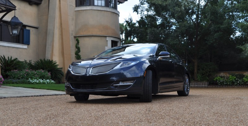 Road Test Review - 2014 Lincoln MKZ 3.7 AWD 105