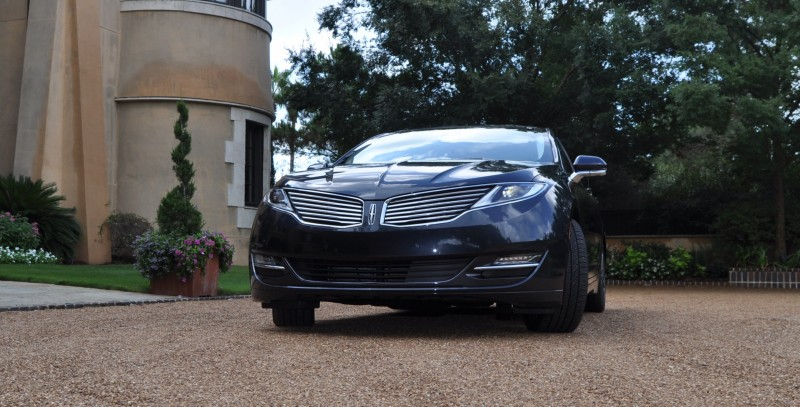 Road Test Review - 2014 Lincoln MKZ 3.7 AWD 106