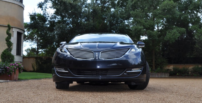 Road Test Review - 2014 Lincoln MKZ 3.7 AWD 107