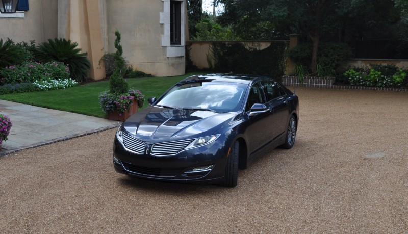 Road Test Review - 2014 Lincoln MKZ 3.7 AWD 108