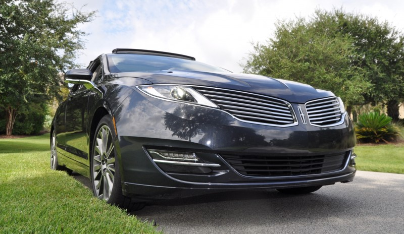Road Test Review - 2014 Lincoln MKZ 3.7 AWD 11