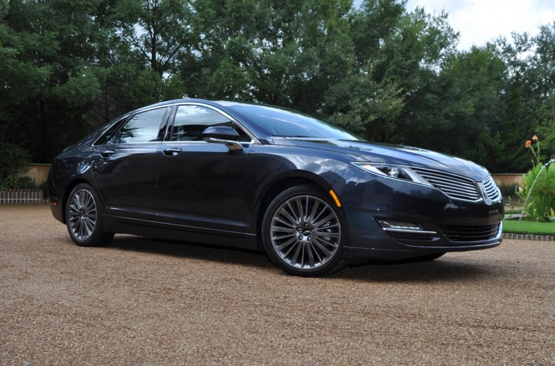 Road Test Review - 2014 Lincoln MKZ 3.7 AWD 111