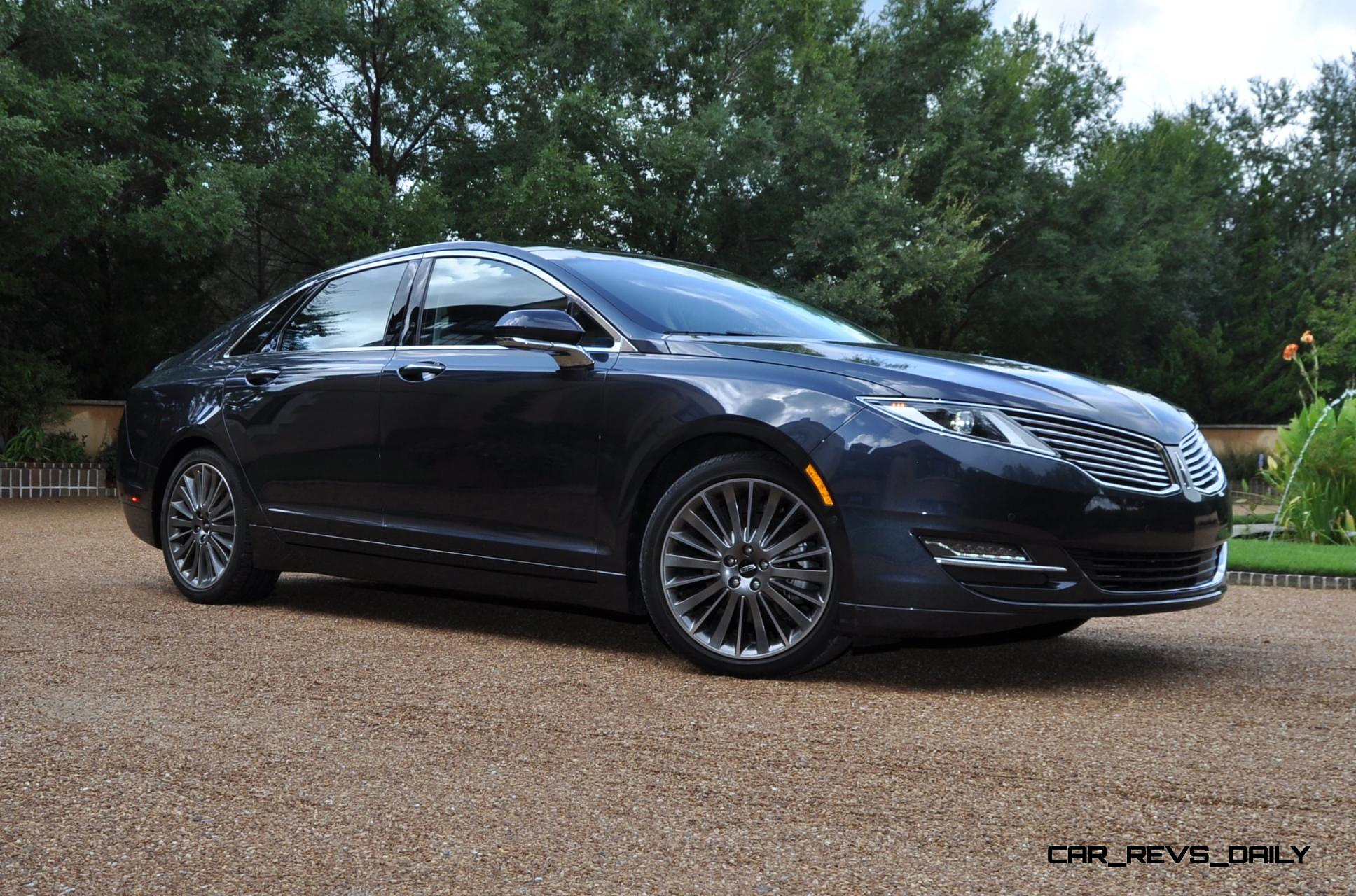 road test review 2014 lincoln mkz 3 7 awd 111 car revs. Black Bedroom Furniture Sets. Home Design Ideas