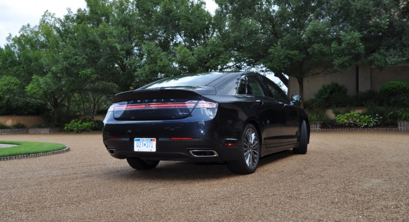 Road Test Review - 2014 Lincoln MKZ 3.7 AWD 113