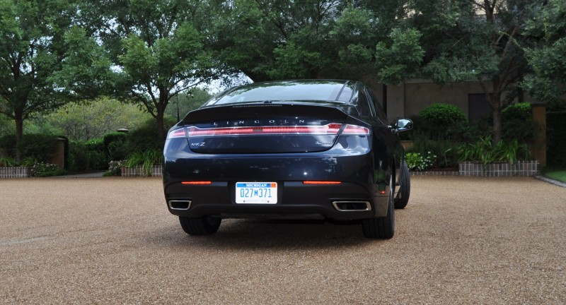 Road Test Review - 2014 Lincoln MKZ 3.7 AWD 114