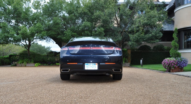 Road Test Review - 2014 Lincoln MKZ 3.7 AWD 115