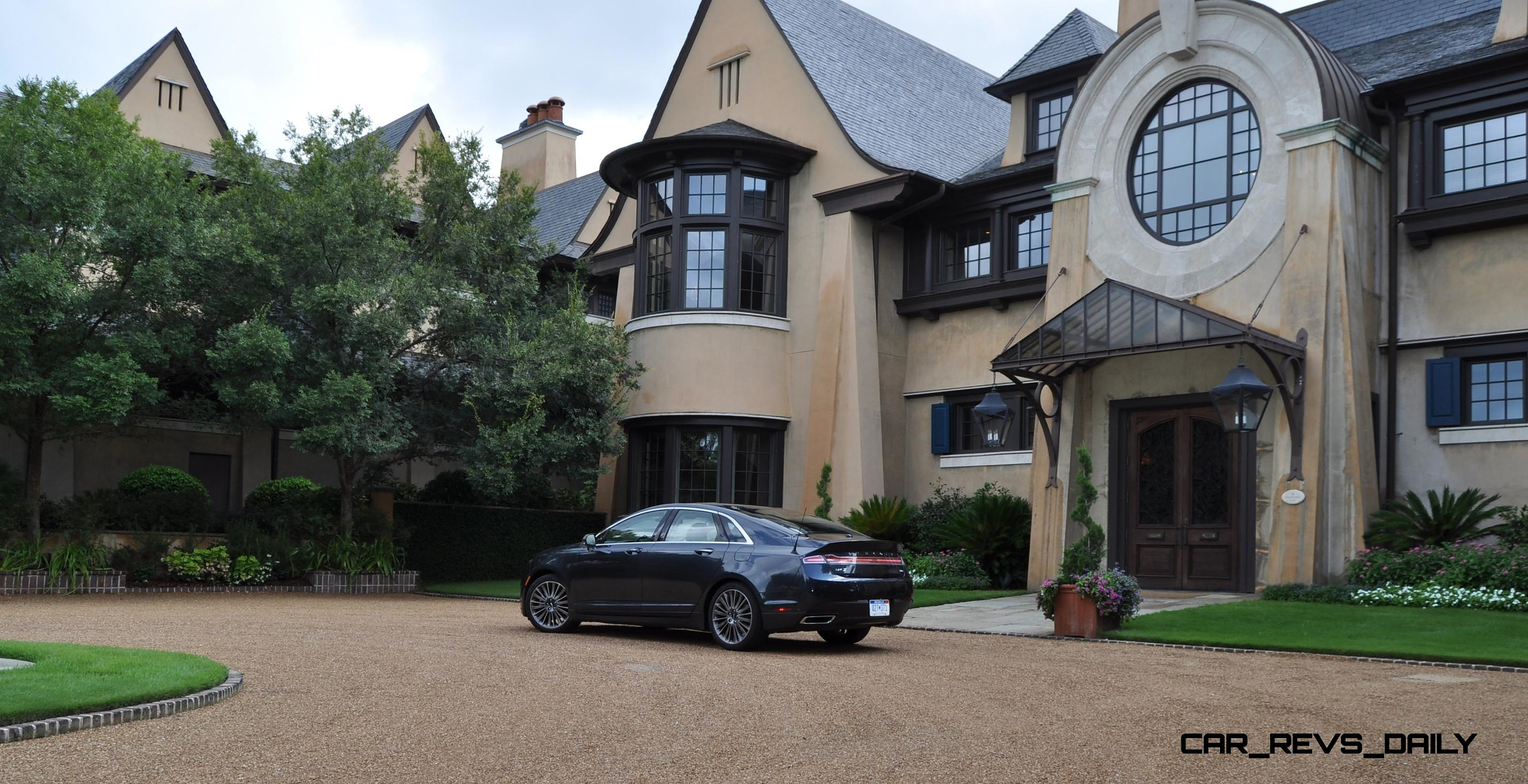 Road Test Review – 2014 Lincoln MKZ 3.7 AWD Is Stylish, Sporty and
