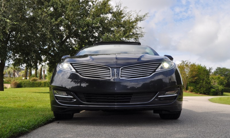 Road Test Review - 2014 Lincoln MKZ 3.7 AWD 12