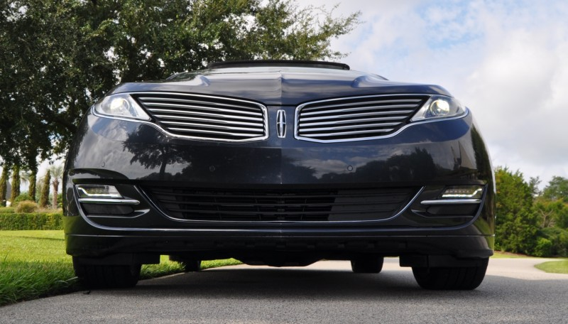 Road Test Review - 2014 Lincoln MKZ 3.7 AWD 13