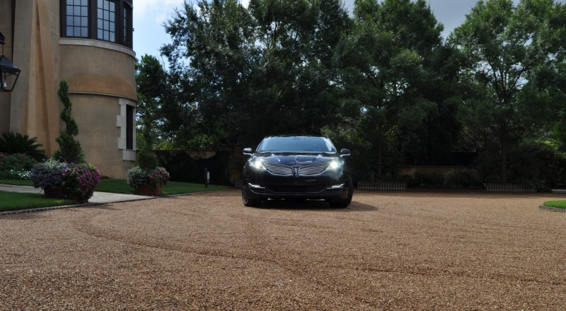 Road Test Review - 2014 Lincoln MKZ 3.7 AWD 130