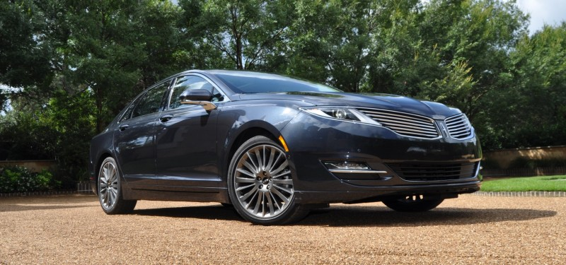 Road Test Review - 2014 Lincoln MKZ 3.7 AWD 134