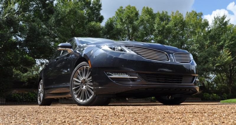 Road Test Review - 2014 Lincoln MKZ 3.7 AWD 135