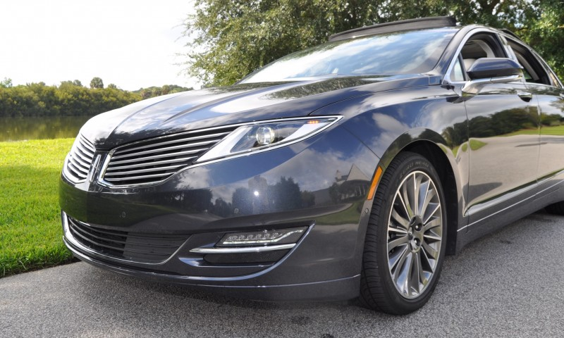 Road Test Review - 2014 Lincoln MKZ 3.7 AWD 14