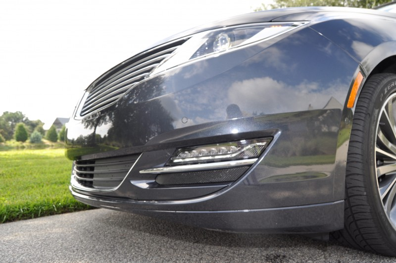 Road Test Review - 2014 Lincoln MKZ 3.7 AWD 15