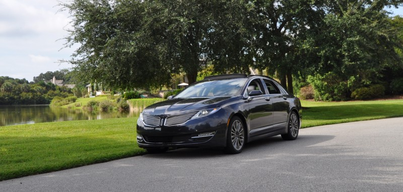Road Test Review - 2014 Lincoln MKZ 3.7 AWD 19