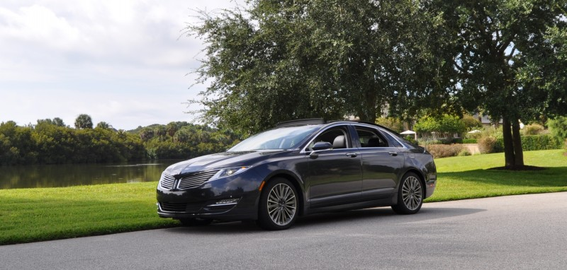 Road Test Review - 2014 Lincoln MKZ 3.7 AWD 20