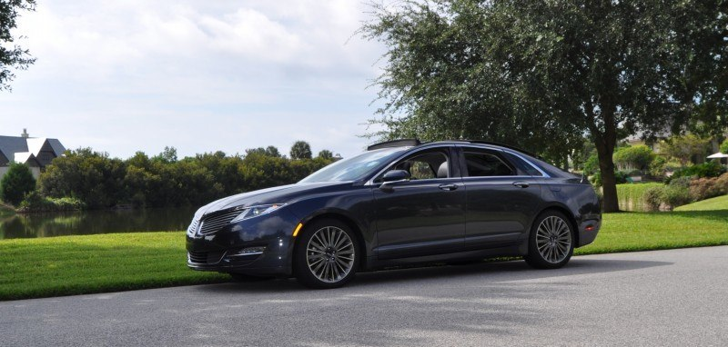 Road Test Review - 2014 Lincoln MKZ 3.7 AWD 21