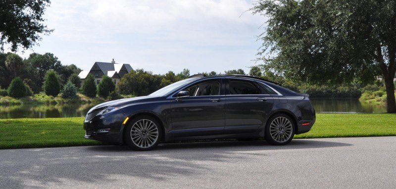 Road Test Review - 2014 Lincoln MKZ 3.7 AWD 22