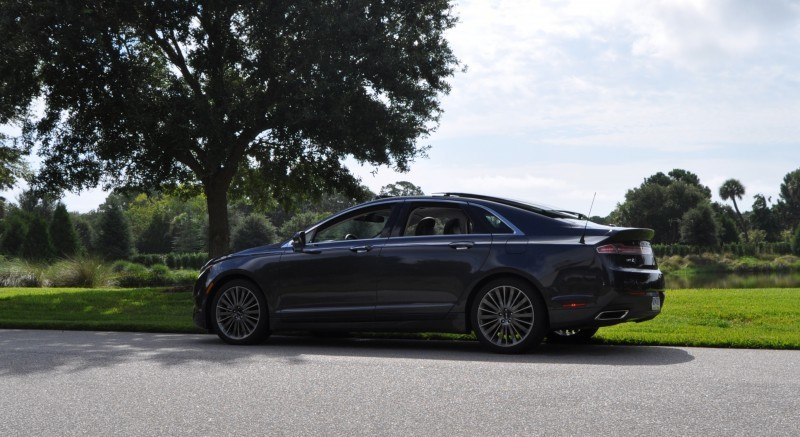 Road Test Review - 2014 Lincoln MKZ 3.7 AWD 23