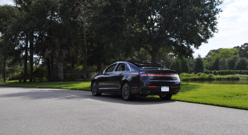 Road Test Review - 2014 Lincoln MKZ 3.7 AWD 25