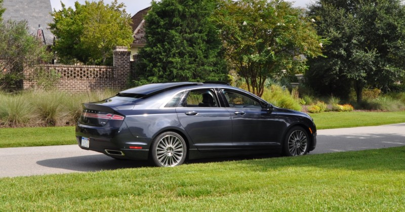 Road Test Review - 2014 Lincoln MKZ 3.7 AWD 30
