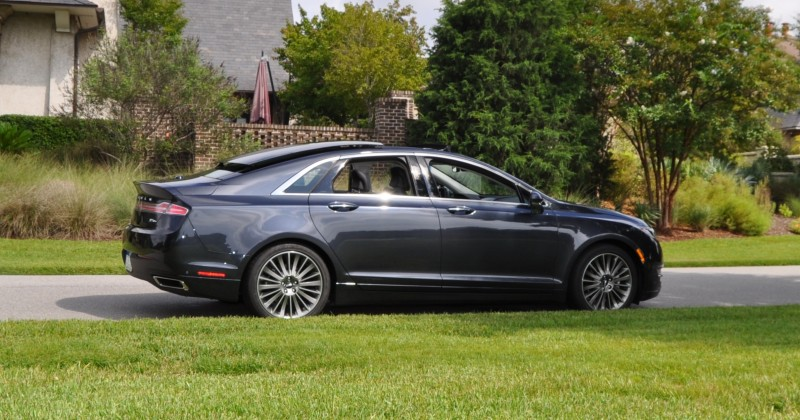 Road Test Review - 2014 Lincoln MKZ 3.7 AWD 31