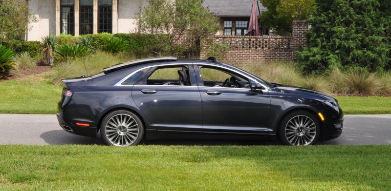 Road Test Review - 2014 Lincoln MKZ 3.7 AWD 32