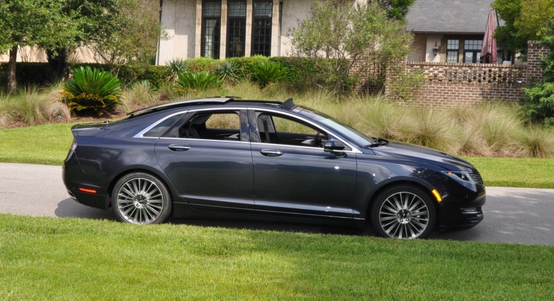 Road Test Review - 2014 Lincoln MKZ 3.7 AWD 33