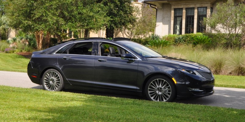 Road Test Review - 2014 Lincoln MKZ 3.7 AWD 34
