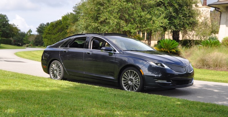 Road Test Review - 2014 Lincoln MKZ 3.7 AWD 35