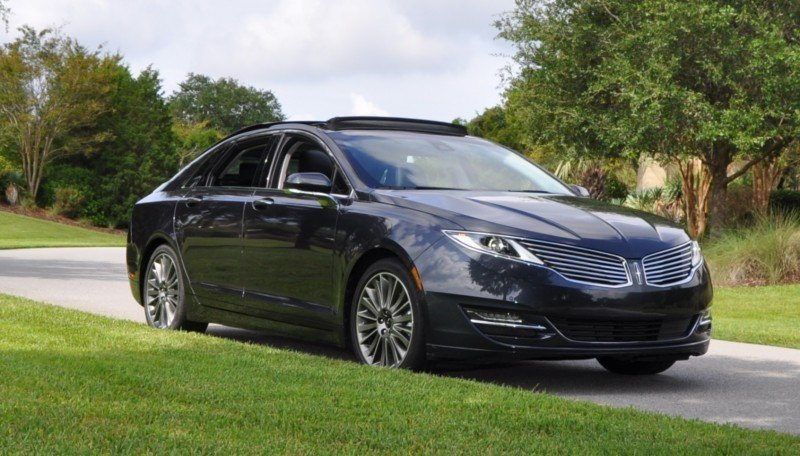 Road Test Review - 2014 Lincoln MKZ 3.7 AWD 36