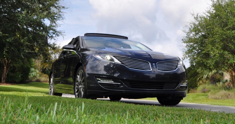 Road Test Review - 2014 Lincoln MKZ 3.7 AWD 37