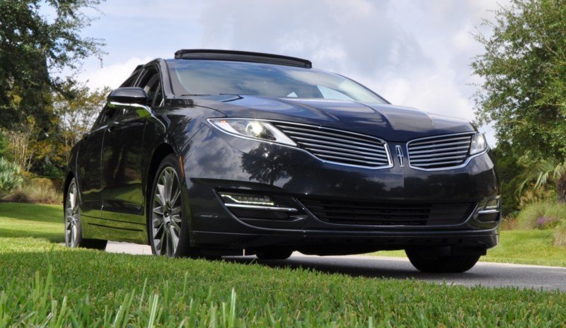 Road Test Review - 2014 Lincoln MKZ 3.7 AWD 38