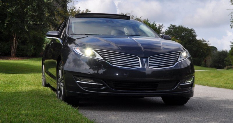 Road Test Review - 2014 Lincoln MKZ 3.7 AWD 39