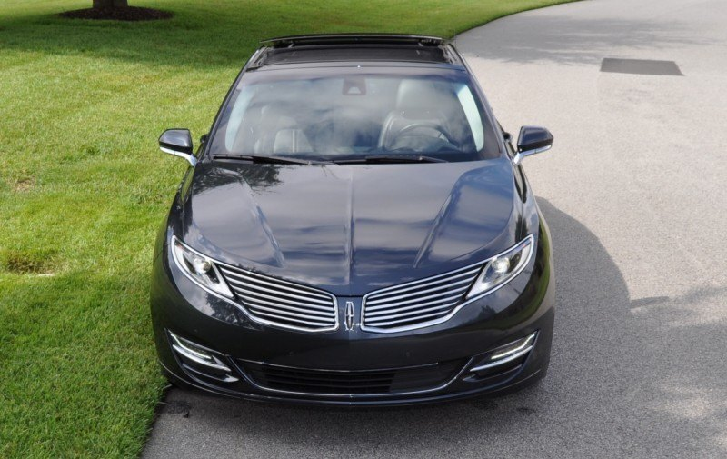 Road Test Review - 2014 Lincoln MKZ 3.7 AWD 41