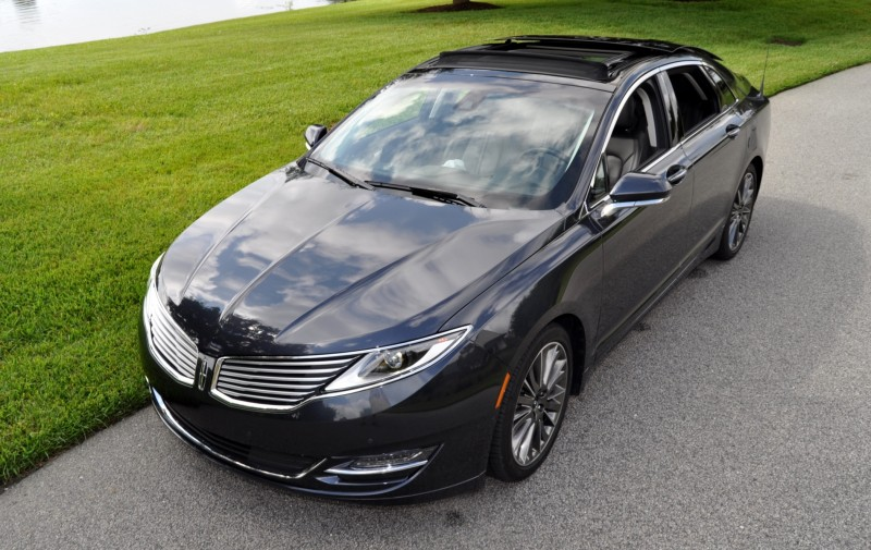 Road Test Review - 2014 Lincoln MKZ 3.7 AWD 43