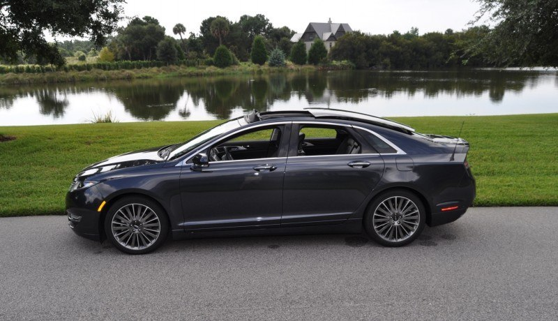 Road Test Review - 2014 Lincoln MKZ 3.7 AWD 46