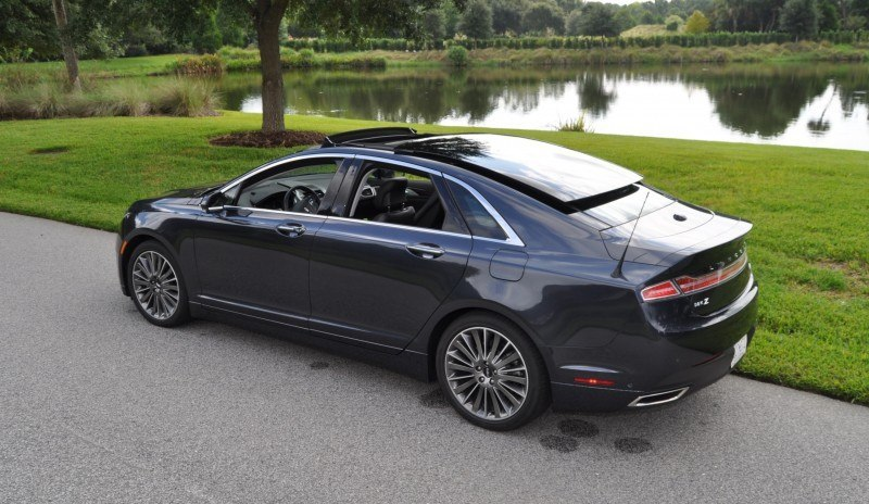 Road Test Review - 2014 Lincoln MKZ 3.7 AWD 47