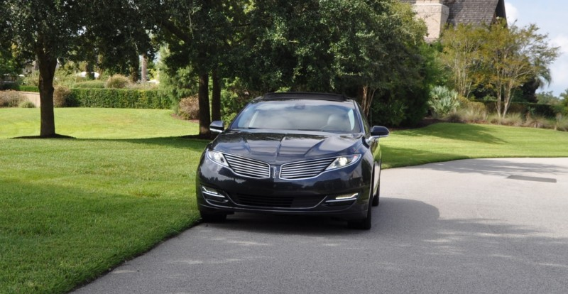 Road Test Review - 2014 Lincoln MKZ 3.7 AWD 5