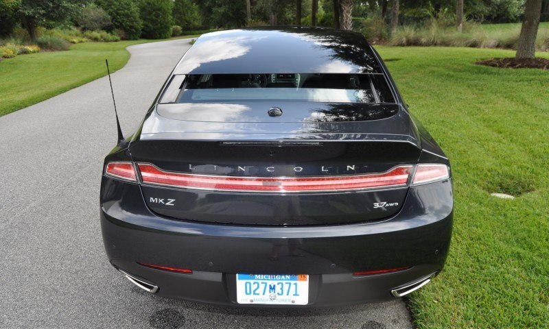 Road Test Review - 2014 Lincoln MKZ 3.7 AWD 51