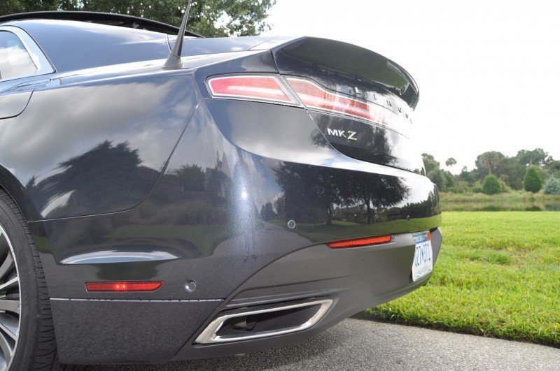 Road Test Review - 2014 Lincoln MKZ 3.7 AWD 52
