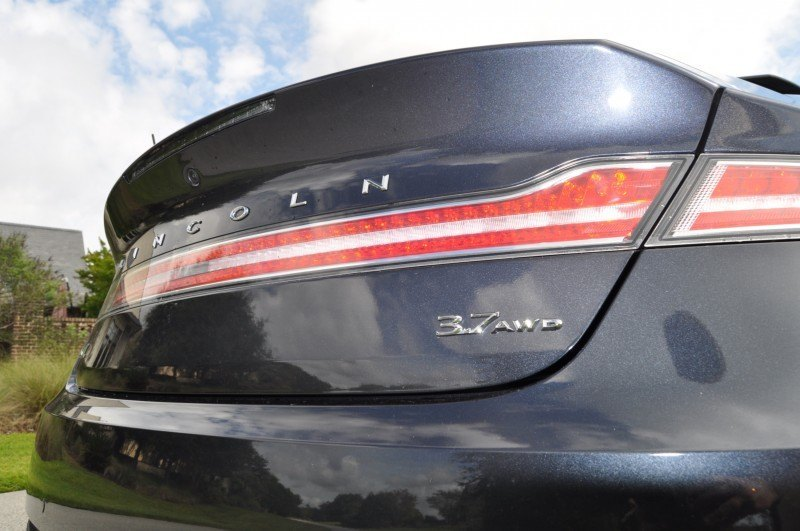 Road Test Review - 2014 Lincoln MKZ 3.7 AWD 54