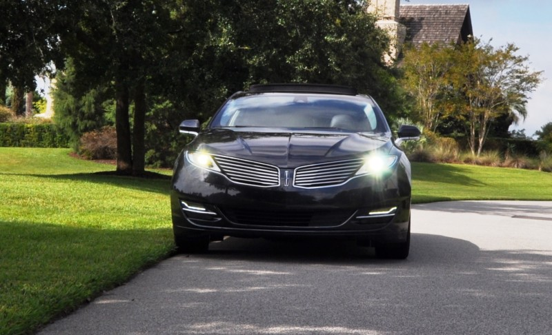 Road Test Review - 2014 Lincoln MKZ 3.7 AWD 6